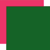 Echo Park - Merry and Bright Collection - Christmas - 12 x 12 Double Sided Paper - Green