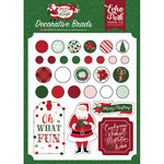 Echo Park - Merry and Bright Collection - Christmas - Decorative Brads