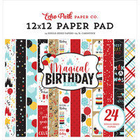 Echo Park - Magical Birthday Boy Collection - 12 x 12 Paper Pad