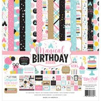 Echo Park - Magical Birthday Girl Collection - 12 x 12 Collection Kit