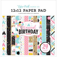 Echo Park - Magical Birthday Girl Collection - 12 x 12 Paper Pad