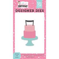 Echo Park - Magical Birthday Girl Collection - Designer Dies - Birthday Cake
