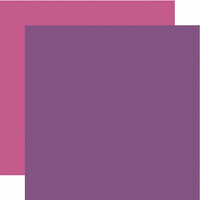 Echo Park - Mermaid Dreams Collection - 12 x 12 Double Sided Paper - Purple