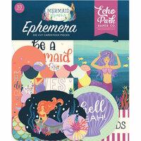 Echo Park - Mermaid Dreams Collection - Ephemera
