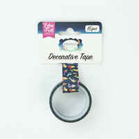 Echo Park - Mermaid Dreams Collection - Decorative Tape - Blue Lagoon