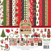Echo Park - My Favorite Christmas Collection - 12 x 12 Collection Kit