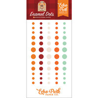 Echo Park - My Favorite Fall Collection - Enamel Dots