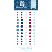 Echo Park - Christmas - My Favorite Winter Collection - Enamel Dots