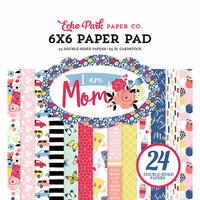 Echo Park - I am Mom Collection - 6 x 6 Paper Pad