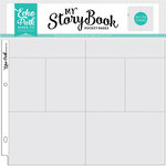 Echo Park - My StoryBook - 12 x 12 Pocket Page - 4 x 6 and 3 x 4 Pockets - 10 Pack