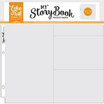 Echo Park - My StoryBook - 12 x 12 Pocket Page - 6 x 12 and 4 x 6 Pockets - 10 Pack