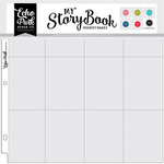 Echo Park - My StoryBook - 12 x 12 Pocket Page - Combo Pack - 10 Pack