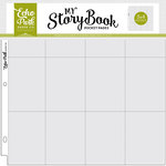 Echo Park - My StoryBook - 12 x 12 Pocket Page - 3 x 4 Pockets - 10 Pack