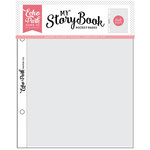 Echo Park - My StoryBook - 6 x 8 Pocket Page - 6 x 8 Pocket - 10 Pack