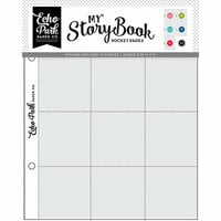 Echo Park - My StoryBook - 6 x 8 Pocket Page - Combo Pack - 10 Pack