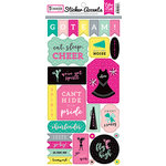 Echo Park - Cheer Collection - Cardstock Stickers