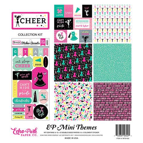 Teen Girl Cheer Collection Kit