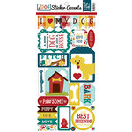 Echo Park - Dog Collection - Cardstock Stickers