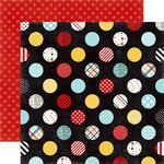 Echo Park - Magic and Wonder Collection - 12 x 12 Double Sided Paper - Jumbo Dots