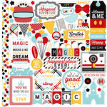 Echo Park - Magic and Wonder Collection - 12 x 12 Cardstock Stickers - Elements