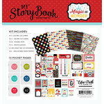 Echo Park - Magic and Wonder Collection - My StoryBook - Pocket Page Kit