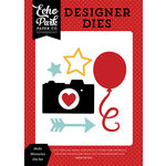 Echo Park - Magic and Wonder Collection - Designer Dies - Make Memories