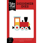 Echo Park - Magic and Wonder Collection - Designer Dies - Choo Choo Train