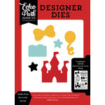 Echo Park - Magic and Wonder Collection - Designer Dies - Smiles from Ear to Ear