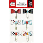 Echo Park - Magic and Wonder Collection - Decorative Paper Clip Bows