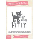 Echo Park - Meow Collection - Designer Dies - Kitty