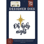 Echo Park - Oh Holy Night Collection - Christmas - Designer Dies - Oh Holy Night 2