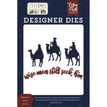 Echo Park - Oh Holy Night Collection - Christmas - Designer Dies - Wise Men and Phrase