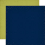 Echo Park - Once Upon A Time Collection - Prince - 12 x 12 Double Sided Paper - Dark Blue