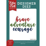 Echo Park - Once Upon A Time Collection - Prince - Designer Dies - Courageous Word