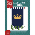 Echo Park - Once Upon A Time Collection - Prince - Designer Dies - Hero Banner