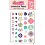 Echo Park - Once Upon A Time Collection - Princess - Decorative Brads