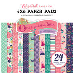 Echo Park - Once Upon A Time Collection - Princess - 6 x 6 Paper Pad