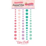 Echo Park - Once Upon A Time Collection - Princess - Enamel Dots