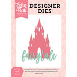 Echo Park - Once Upon A Time Collection - Princess - Designer Dies - Fairytale Castle