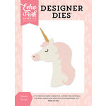Echo Park - Once Upon A Time Collection - Princess - Designer Dies - Unicorn