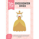 Echo Park - Once Upon A Time Collection - Princess - Designer Dies - Royal Gown