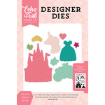 Echo Park - Once Upon A Time Collection - Princess - Designer Dies - My Little Princess