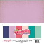 Echo Park - Once Upon A Time Collection - Princess - 12 x 12 Paper Pack - Solids