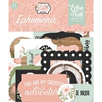 Echo Park - Our Wedding Collection - Ephemera