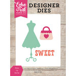 Echo Park - Petticoats and Pinstripes Collection - Girl - Designer Dies - Dress Up