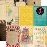 Echo Park - Birthday Wishes Collection - 12 x 12 Double Sided Paper - Happy Birthday