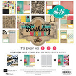 Echo Park - Birthday Wishes Collection - 12 x 12 Collection Kit
