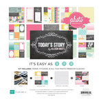 Echo Park - Today's Story Collection - 12 x 12 Collection Kit