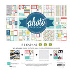 Echo Park - Photo Freedom Volume 1 Collection - 12 x 12 Collection Kit