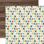 Echo Park - Pirates Life Collection - 12 x 12 Double Sided Paper - X Marks The Spot